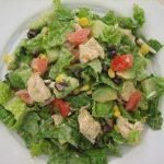 Chipotle Chicken Taco Salad | Kristine's Kitchen