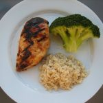 honey-dijon grilled chicken
