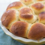 Honey Yeast Rolls - pillowy soft rolls, sweetened with honey - Kristine's Kitchen-5309wm2