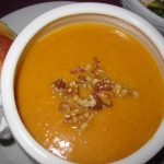 harvest pumpkin soup ~ Kristine's Kitchen