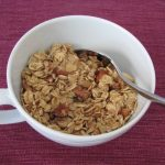 nutty granola