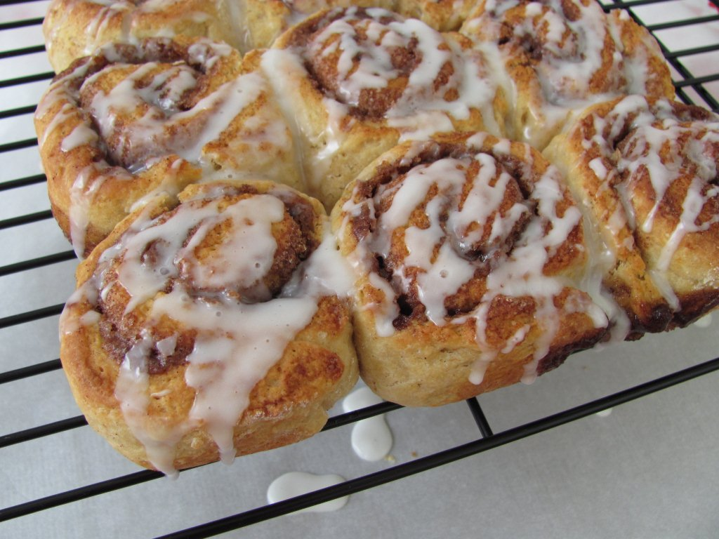 Everyday Cinnamon Rolls - Kristine's Kitchen