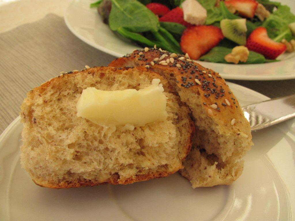 Multigrain Rolls - Kristine's Kitchen