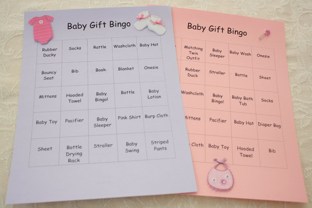 baby shower games for twin girls a baby shower for twin girls