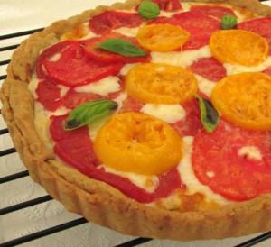 Tomato Tart 2521