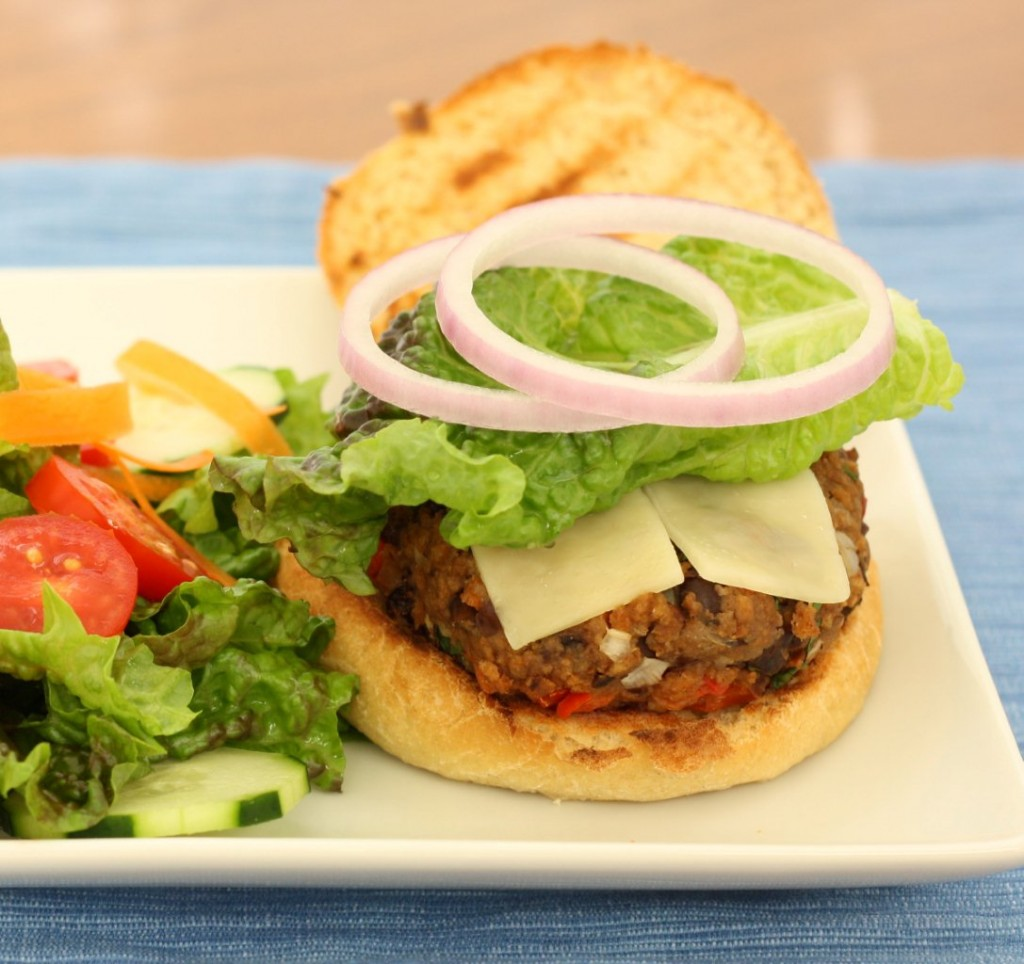 Black Bean Burgers - the BEST veggie burger I've ever had. | Kristine's Kitchen