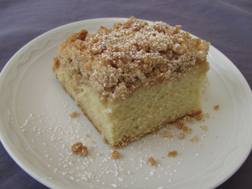 America S Test Kitchen Crumb Cake