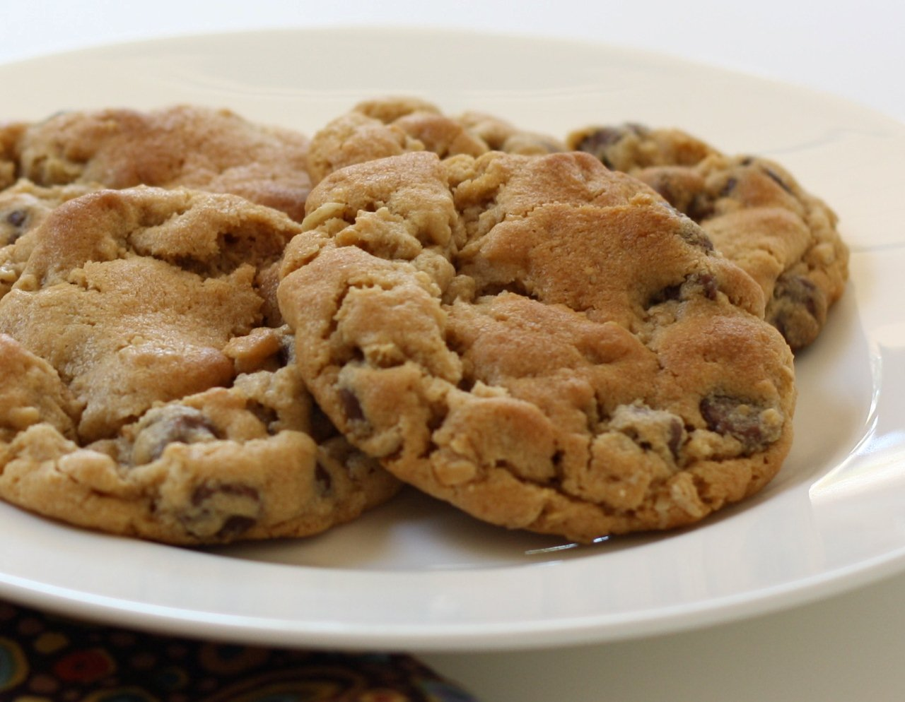 Recipe For Peanut Er Chocolate Chip Cookies - Pumpkin Chocolate ...