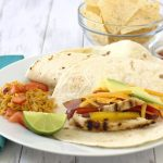 Grilled Chicken Fajitas~Kristine's Kitchen