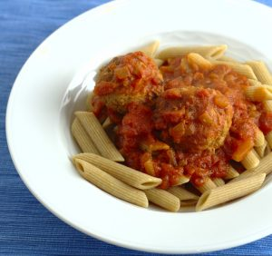 pasta and meatballs_1719
