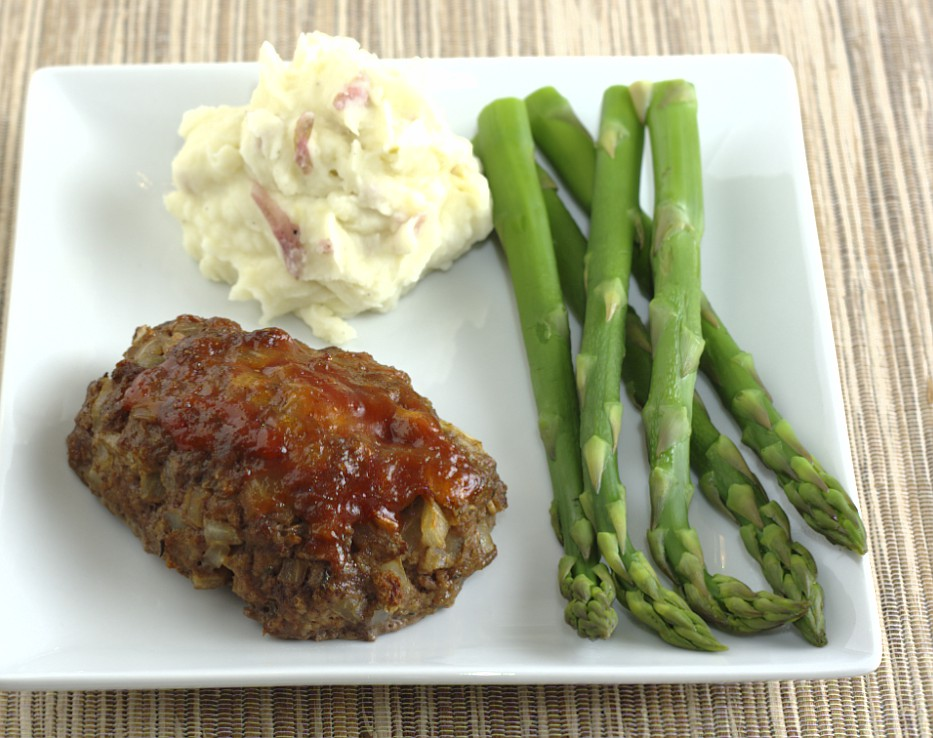 Individual Meatloaves - Kristine's Kitchen