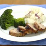 honey ginger pork tenderloin_2069