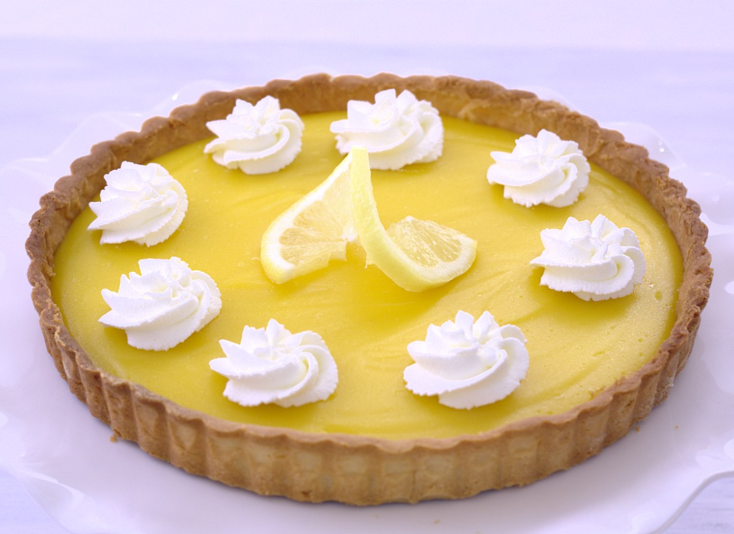 Lemon Tart - Kristine's Kitchen