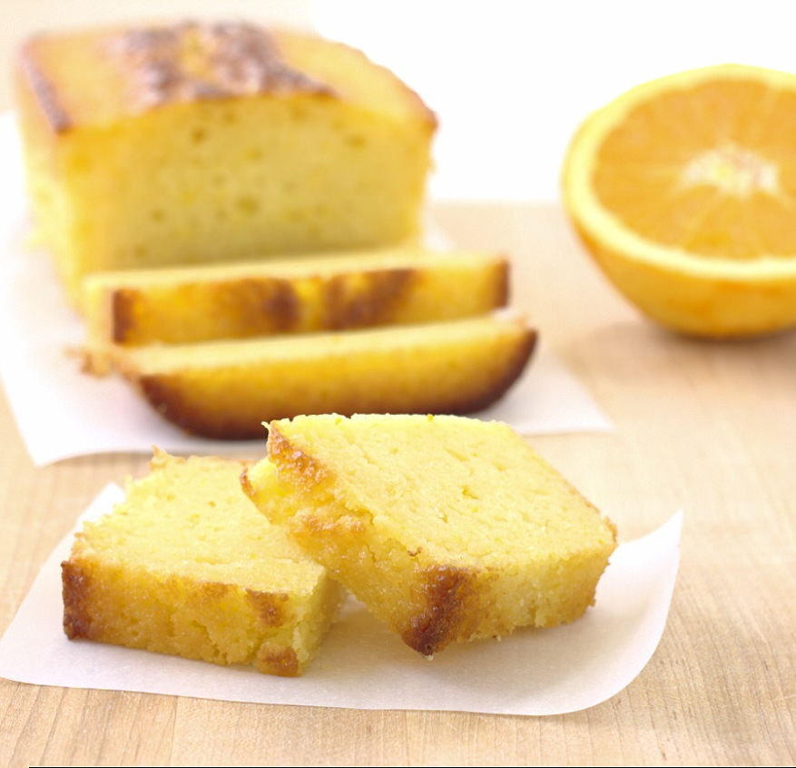 Ricotta Orange Pound Cake - an incredibly moist cake bursting with ...