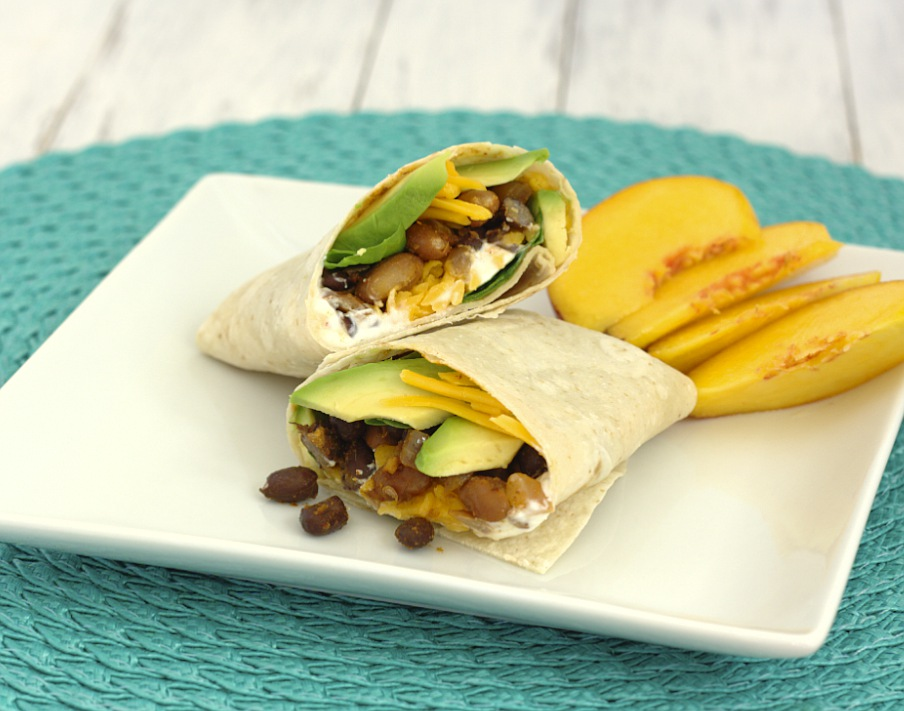 Bean Burritos | Kristine's Kitchen