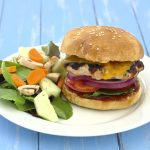 Turkey Burgers~Kristine's Kitchen