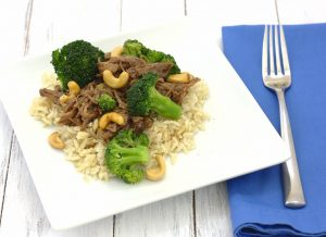 asian beef with broccoli (slow cooker)