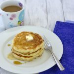 the best buttermilk pancakes- Kristine's Kitchen