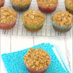 Oatmeal Muffins with Apple | Kristine's Kitchen