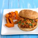 Turkey Sloppy Joes with Hoisin and Cilantro | Kristine's Kitchen