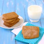 Homemade Graham Crackers | Kristine's Kitchen