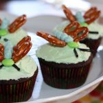 Butterfly Cupcakes by Kristine's Kitchen