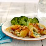 Cheesy Spinach Stuffed Shells | Kristine's Kitchen