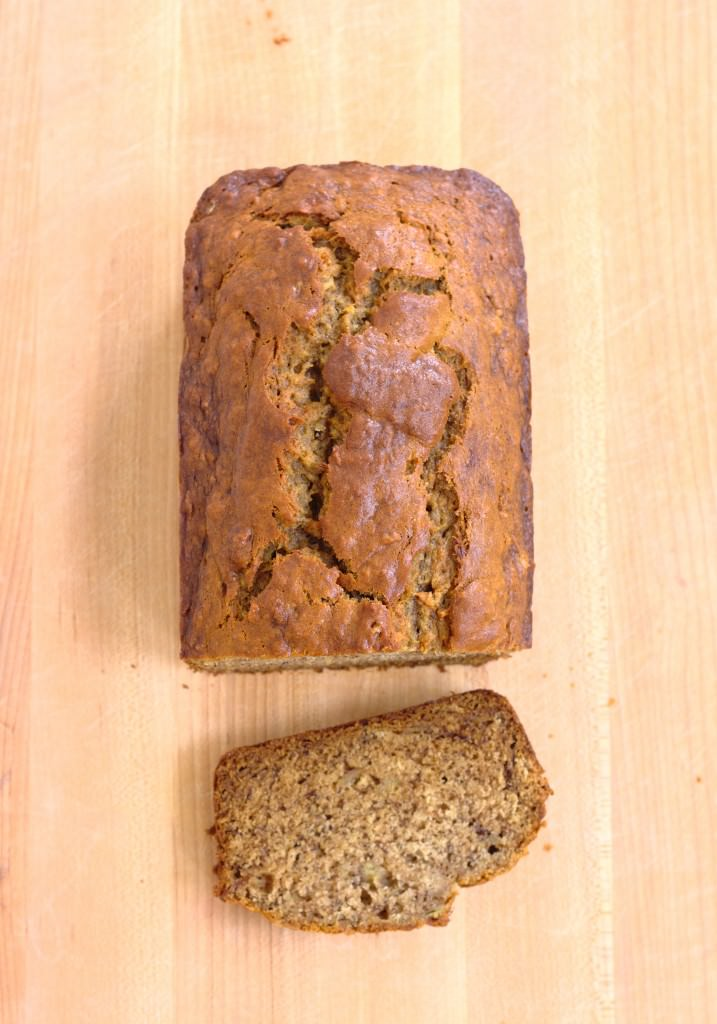 Banana Bread with Brown Butter~Kristine's Kitchen