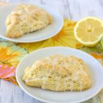 Citrus Scones~Kristine's Kitchen