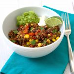 Southwest Quinoa Salad by Kristine's Kitchen