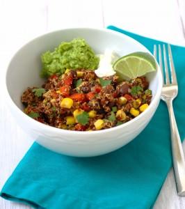 Southwest Quinoa Salad | Kristine's Kitchen