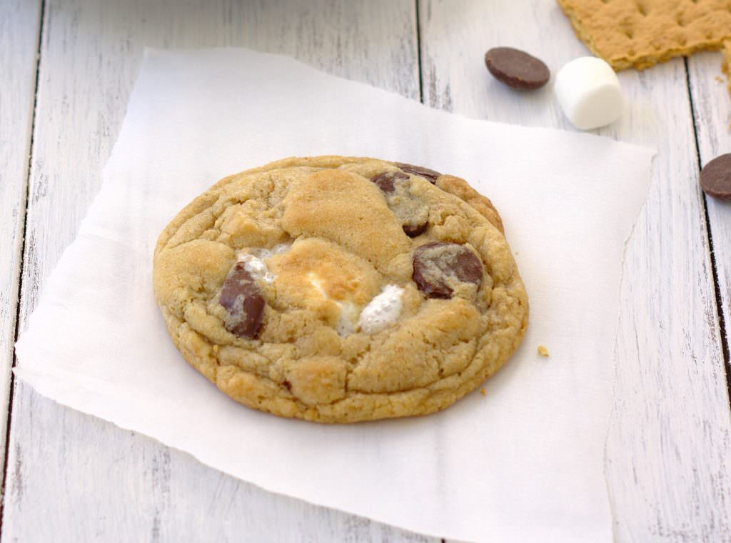 S'more Cookies~Kristine's Kitchen
