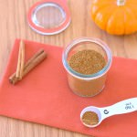 Homemade Pumpkin Pie Spice by Kristine's Kitchen