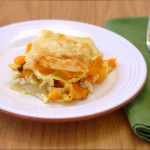 Kristine's Kitchen: Roasted Butternut Squash Lasagna