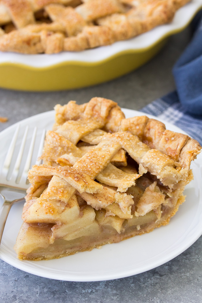 Apple Pie Recipe Perfect Every Time
