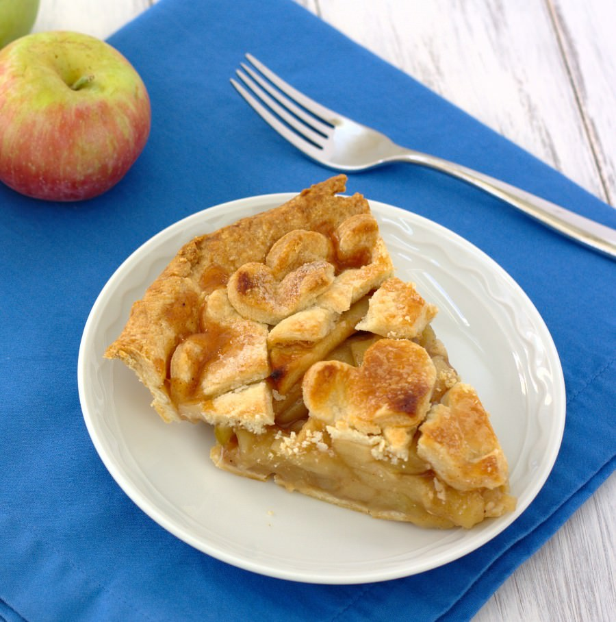 My Favorite Apple Pie~ Kristine's Kitchen