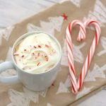 Peppermint Hot Cocoa | Kristine's Kitchen