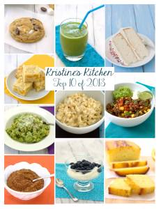 Top 10 of 2013 | Kristine's Kitchen
