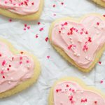 Sugar Cookies with Cream Cheese Frosting | Kristine's Kitchen