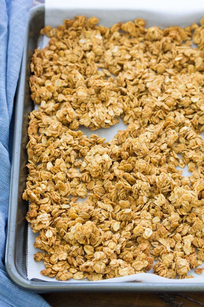 Granola Is Always Best From Your Kitchen
