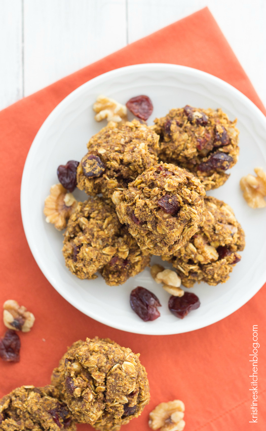 Gluten-Free Breakfast Cookies Recipe With Oats Recipes — Dishmaps