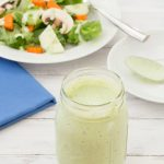 Homemade Ranch Dressing - 5 minutes and a blender are all you need! | Kristine's Kitchen