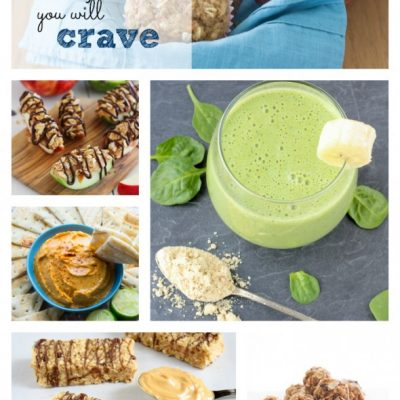 30 Healthy Snacks You Will Crave!