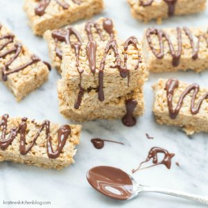 no bake granola bars  square-7887wm