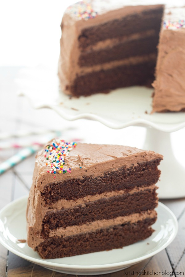 A Semi-Mexi Birthday Cake Recipe — Dishmaps