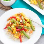 Spicy Kung Pao Stir-Fry with Summer Squash