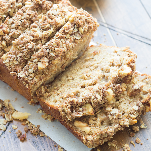 Greek yogurt apple cinnamon bread kristines kitchen forumfinder Choice Image