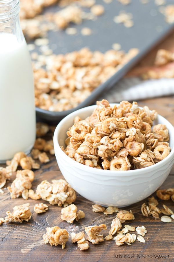 Homemade Frosted Cheerios In Three Minutes From Cupcake Project | Apps ...