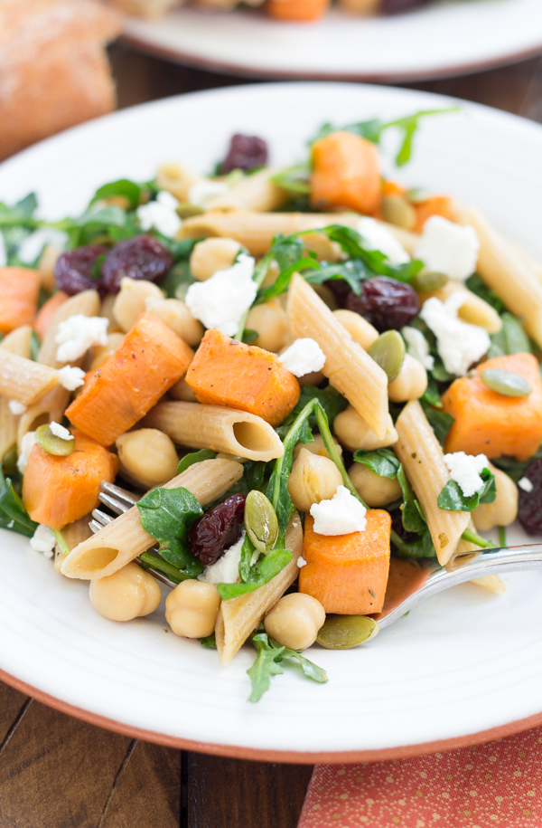 potato and arugula pasta with chickpeas pasta shells with arugula ...