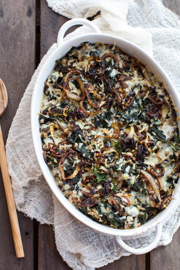 "... Parmesan Cauliflower ""Mashed Potatoes"" by Sweet Peas and Saffron"